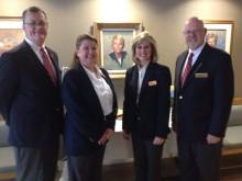 Fox & Weeks honored to partner with Hospice Savannah for Senior Safari