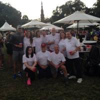 Fox & Weeks raises over $4,000 for Leukemia and Lymphoma Society's Light the Night