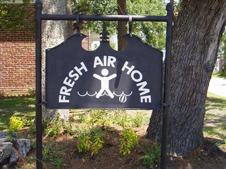 Fox & Weeks presents Matthews Children's Foundation grant to Tybee Fresh Air Home