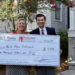 Fox & Weeks presents Matthews Children's Foundation  grant to Park Place Outreach
